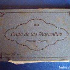 Postales: (PS-49723)BLOK DE 12 POSTALES GRUTA DE LAS MARAVILLAS DE ARACENA(HUELVA). Lote 62369456