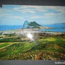 Postales: POSTAL PEÑON DE GIBRALTAR - CADIZ - LA LINEA. Lote 62382064
