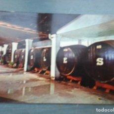 Postales: POSTAL JEREZ DE LA FRONTERA BODEGAS GONZALEZ BYASS. Lote 62382380
