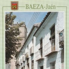 Postales: Nº 27086 POSTAL JAEN BAEZA. Lote 62404396