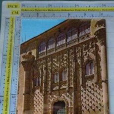 Postales: POSTAL DE JAEN. AÑO 1968. BAEZA, SEMINARIO. COCHES SEAT 600. 938. Lote 62561460