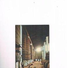 Postales: POSTAL ANTIGUA SIN CIRCULAR CADIZ JEREZ VALDESPINO VISTA PARCIAL DE 15 TONELES GIGANTES. Lote 63780239