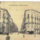 Postales: PS4753 MÁLAGA 'CALLE DE LARIOS'. SIN REFERENCIAS Y SIN CIRCULAR. Lote 44630028