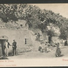 Postales: GRANADA - CUEVA DE JITANOS - STENGEL 28529 - VER REVERSO- ( ZG- 44.990). Lote 64318167