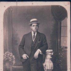 Postales - POSTAL DE D JOSE HIERRO BAEZ. COLECCIONISTA DE POSTALES DE LOS AÑOS 20-30 DE HUELVA. UNA EMINENCIA - 64397291