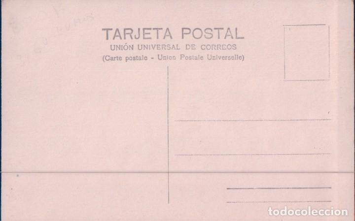 Postales: POSTAL DE D JOSE HIERRO BAEZ. COLECCIONISTA DE POSTALES DE LOS AÑOS 20-30 DE HUELVA. UNA EMINENCIA - Foto 2 - 64397339