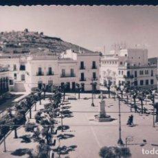 Postales: POSTAL DE ARACENA, HUELVA. VISTA PARCIAL PLAZA MARQUES DE ARACENA . 11. Lote 64403523