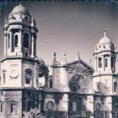 Postales: POSTAL CADIZ.- CATEDRAL. 1. EDICIONES SICILIA. Lote 64538831