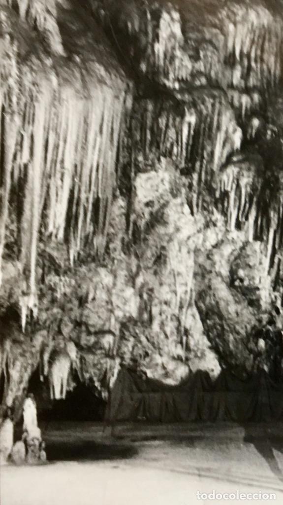 Postales: Bailarina Malaga cueva de Nerja ballet le tour de Paris años 50 60 - Foto 2 - 64876279