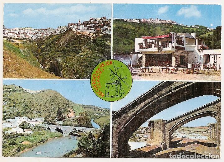 VEJER DE LA FRONTERA (Postales - España - Andalucia Moderna (desde 1.940))