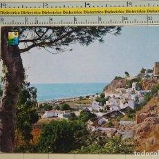 Postales: POSTAL DE MÁLAGA, TORREMOLINOS. AÑO 1963. BAJONDILLO Y TORRE. 222. Lote 67286593