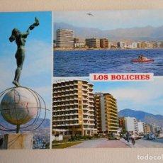 Postales: LOS BOLICHES. FUENGIROLA. POSTAL DE EDICIONES FOTO ANTONIO.. Lote 67715525