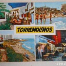 Postales: COSTA DEL SOL. TORREMOLINOS. POSTAL DE EDICIONES BEASCOA.. Lote 67718237