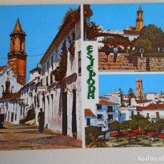 Postales: ESTEPONA. (COSTA DEL SOL). POSTAL DE EDICIONES V.M. DE PREDO EGUILAZ.. Lote 67718393