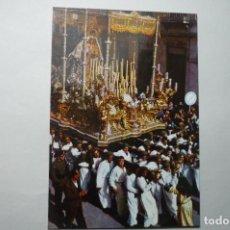 Postales: POSTAL MALAGA SEMANA SANTA -PASO CARRETERIA. Lote 67769069