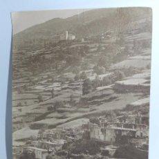 Postkarten - FOTOGRAFIA DE SIERRA NEVADA, PAMPANEIRA EN PRIMER PLANO Y BUBION AL FONDO, GRANADA, ALPUJARRA, MIDE - 67823661