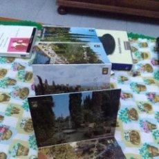 Postales: GRANADA GENERALIFE. ACORDEÓN DE 10 POSTALES.. Lote 67918393