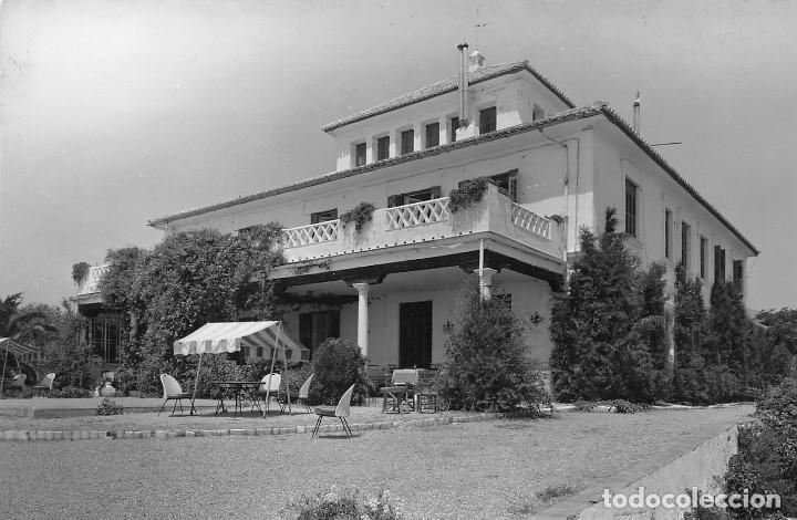 TORREMOLINOS (MÁLAGA).- LA ROCA (HOTEL) (Postales - España - Andalucia Moderna (desde 1.940))