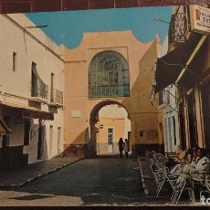 Postales: ANTIGUA POSTAL.ARCO DE REGLA.COSTA DE LA LUZ,ROTA.CADIZ.GALLEGO Nº 9715. Lote 68171849