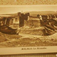 Postales: POSTAL MALAGA ALCAZABA. ROISIN.. Lote 68616223