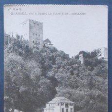 Cartes Postales: (49486)POSTAL SIN CIRCULAR,DESDE LA FUENTE DEL ABELLANO,GRANADA,GRANADA,ANDALUCIA. Lote 68999449