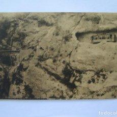 Postales: 2 GRANADA SIERRA NEVADA BALCON DEL TUNEL NUM. 1 HAUSER Y MENET. Lote 69310021