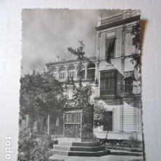 Postales: POSTAL SEVILLA CRUZ DE CERRAJERIA. HELIOTIPIA ARTISTICA ESPAÑOLA. ESCRITA.. Lote 69547649