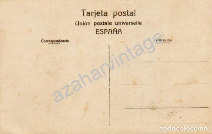 Postales: POSTAL FOTOGRAFICA, ESCENA TIPICA SIERRA DE HUELVA, A IDENTIFICAR - Foto 2 - 69674881