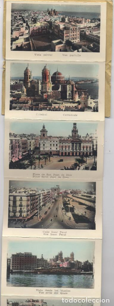 Postales: LIBRO DE 16 POSTALES-COLOR DE CADIZ-L.ROISIN-FOTO - Foto 3 - 70116989