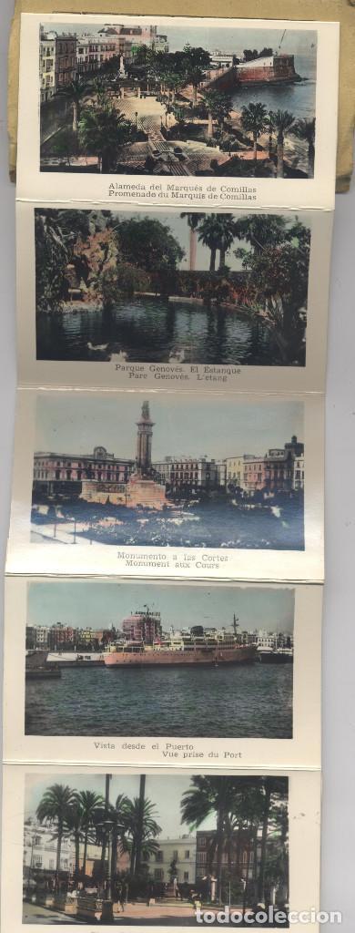 Postales: LIBRO DE 16 POSTALES-COLOR DE CADIZ-L.ROISIN-FOTO - Foto 4 - 70116989