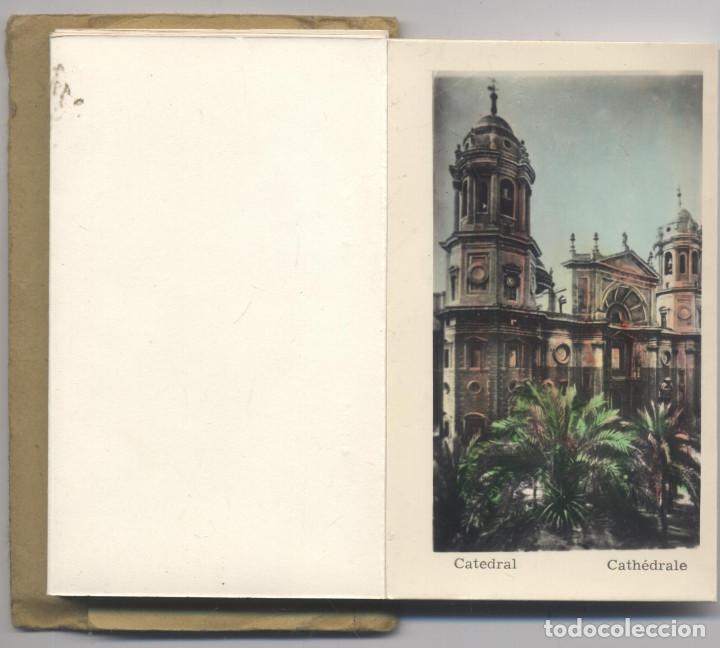 Postales: LIBRO DE 16 POSTALES-COLOR DE CADIZ-L.ROISIN-FOTO - Foto 6 - 70116989