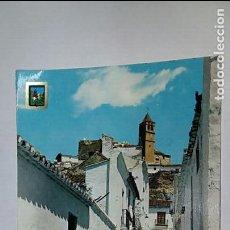 Postales: POSTAL. CALLE TIPICA VELEZ MALAGA. COSTA DEL SOL. Lote 70211953
