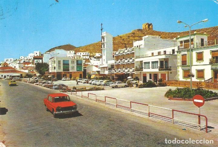 GRANADA, CASTELL DE FERRO, EDIC.BEASCOA, CIRCULADA CON SU SELLO (Postales - España - Andalucia Moderna (desde 1.940))