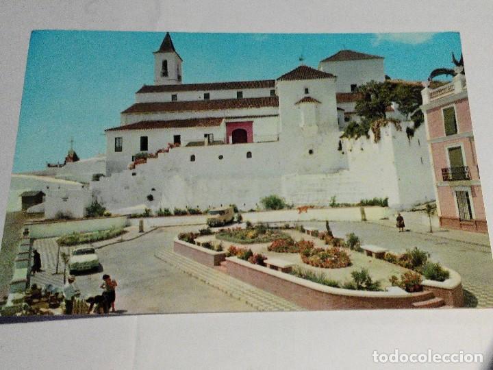 POSTAL MALAGA CASARABONELA AÑOS 60-70. NUEVA (Postales - España - Andalucia Moderna (desde 1.940))