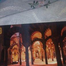 Postales: POSTAL CORDOBA LA MEZQUITA. Lote 70570727