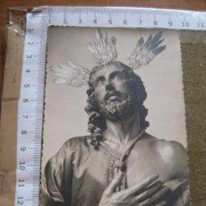 Postales: SEMANA SANTA SEVILLA - ANTIGUA POSTAL FOTOGRAFICA DE NTRO PADRE JESUS DESPOJADO - FOTO KUBILE. Lote 71155761