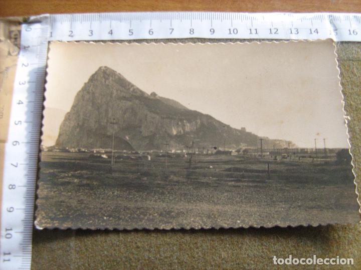 CADIZ - LA LINEA - PEÑON DE GIBRALTAR - ED. AISA (Postales - España - Andalucia Moderna (desde 1.940))