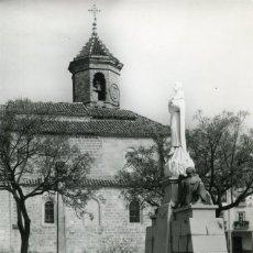 Postales: ÚBEDA-MONUMENTO A SAN JUAN DE LA CRUZ-FOTOPOSTAL-RARA. Lote 72114455