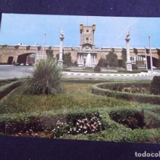 Postales: CADIZ-V3-NO ESCRITA-PUERTA DE TIERRA. Lote 73502667