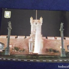 Postales: CADIZ-V3-NO ESCRITA-PUERTA DE TIERRA. Lote 73502755