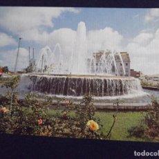 Postales: CADIZ-V3-NO ESCRITA-FUENTE LUMINOSA. Lote 73503531