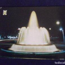 Postales: CADIZ-V3-NO ESCRITA-FUENTE LUMINOSA. Lote 73503695