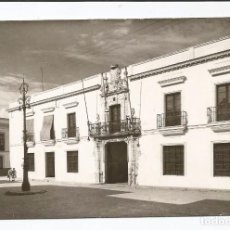 Postales: UTRERA - EXCELENTISÍMO AYUNTAMIENTO. FACHADA - Nº 15. Lote 73762715