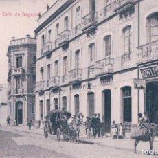 Postales: POSTAL HUELVA - CALLE DE SAGATA - 17 INGLESA. Lote 73822079