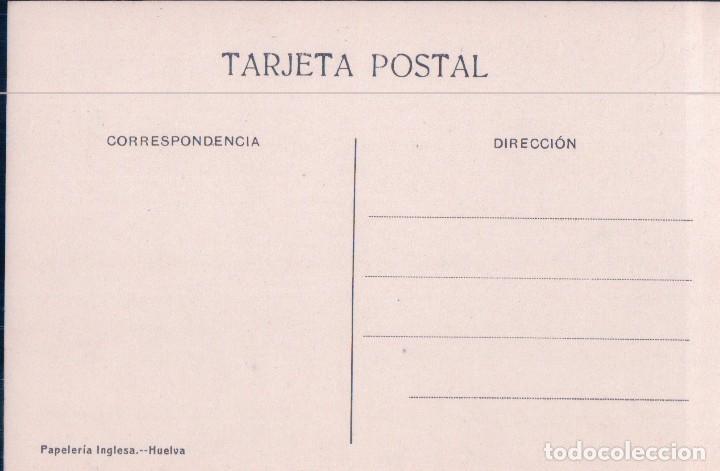 Postales: POSTAL HUELVA - CALLE DE SAGATA - 17 INGLESA - Foto 2 - 73822079
