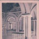Postales: POSTAL HUELVA - ESCALERA DEL PALACIO DE LA DIPUTACION PROVINCIAL - BUENDIA 18 - CIRCULADA- ARMANDO G. Lote 73831555