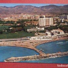 Postales: POSTAL - ESPAÑA - 17.- BENALMÁDENA - COSTA DEL SOL - PLAYA Y VISTA PARCIAL - EDICIIONES ARRIBAS - NE. Lote 75043651