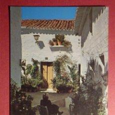 Postales: POSTAL - ESPAÑA - COSTA DEL SOL - 1238 - RINCÓN TÍPICO - BAENA . Lote 75559271