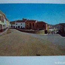 Postales: POSTAL MALAGA - TEBA - PLAZA ESPAÑA Y CALLE GENERAL FRANCO - 1969 - JOSE GOMEZ 2 - SIN CIRCULAR. Lote 75724855