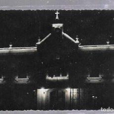 Postales: TARJETA POSTAL FOTOGRAFICA DE CADIZ. EDIFICIO ILUMINADO. REPORTAJES GONZALEZ. 1953. Lote 76083907